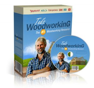 TedsWoodworking 16,000 Woodworking Plans